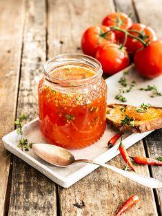 Chili Dip, Chutneys, Cheese Bread, Ketchup, Fondue, Dips, Garlic, Bbq, Food And Drink