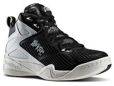 Reebok Blacktop Retaliate Men's Basketball Shoes - from streets to hard court, now you can move with confidence and style