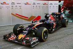 F1 Toro Rosso STR11, Circuit de Catalunya, 2016