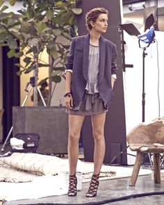 Isabel Marant - Collection resort 2014- Source: Tendances de Mode