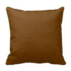 Dark Brown abstract kaleidoscope designed. Have many different pattern and two color. This two color of dark brown. Have abstract pattern. #abstract #pattern #kaleidoscope #multicolored #soft #decorative #cotton-pillow cotton