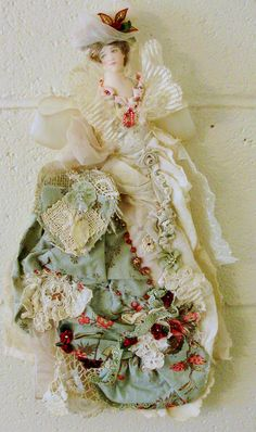 Doll from the Provences