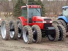 CASE IH 7130 MAGNUM FWD Case Ih Tractors, Big Tractors, Red Tractor, John Deere Tractors, Tractor Cakes, International Tractors, International Harvester, Antique Tractors, Vintage Tractors