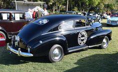 1948 Chevrolet Fleetline Aerosedan - Charleston Policecar - Etats-Unis d'Amérique