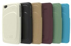 iPhone Cases Made from Agricultural Waste and Recycled Plastic
