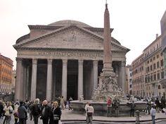 El Panteón, Templo de los dioses - http://www.absolutroma.com/el-panteon-templo-de-los-dioses/