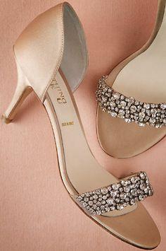 Gorgeous bridal heels