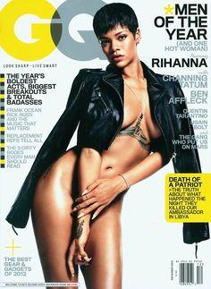 Rihanna - GQ Mag
