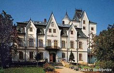 Studénka Praha, Manor Houses, Czech Republic, Enchanted, Palace, Cathedral, Medieval, Trips, Exterior