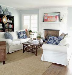 IKEA Ektorp Sofas For Our Living Room