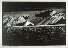 Paul Landacre, woodcut