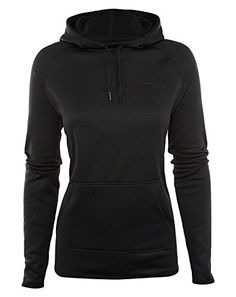 Women's Athletic Hoodies - Nike Womens Therma Training Hoodie *** Continue to the product at the image link.