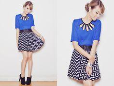 Top: Fantasia Clothing Skirt: Stylista Inc.100612 (by Tricia Gosingtian) http://lookbook.nu/look/4100114-1-612