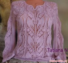 My knitting report for the quarter of Knit chart by Rib Stitch Knitting, Knitting Stitches, Free Knitting, Baby Knitting, Lace Knitting Patterns, Knitting Designs, Crochet Lace, Crochet Tunic, Lace Tunic