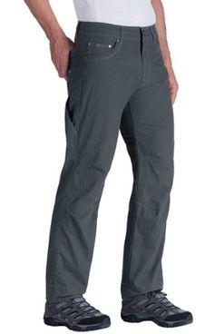 KUHL Men's Revolvr Pants Carbon 34 Waist X 30 Inseam