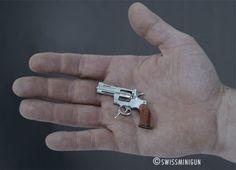 World's Smallest Revolver
