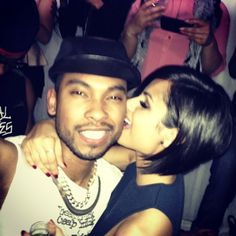 Photo Proof That Miguel's Girlfriend Nazanin Mandi Is Perfect (PHOTOS) | Global Grind