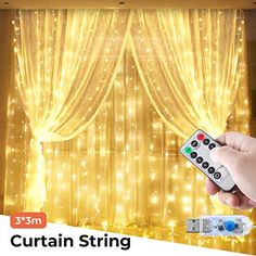 Curtain String Lights-USB Powered Copper Wire Fairy Lights Remote 8 Modes Twinkle Lights for Christmas Tree Kids Bedroom Wedding Holiday Wall Decorations 8 Modes x White Warm Strips Copper Wire Light Indoor String Lights, Hanging Lights, Wall Partition Design, Usb, Copper Wire Fairy Lights, Bedroom Light Fixtures, Bedroom Lighting, Picture Arrangements, Prayer Wall