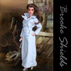 Brooke shields OOAK doll