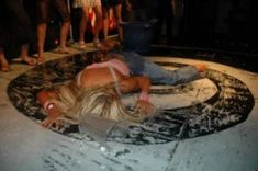 Another death scene of Anna Nicole Smith