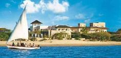 The Indian Ocean beach hotel is an ideal getaway paradise & a perfect spot to have peace & relaxation.