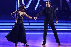 Meryl and Maks week 6 tango