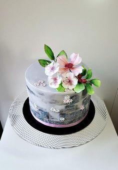 Little birthday cake. by Frufi