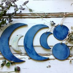 Blue moons - can be found at www.meadowceramics.com