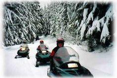 Snowmobile New Brunswick