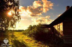 Countryside evening | Photo credit: Rimgaudas Barauskis