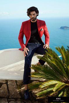 Giacomo Conti Wiosna/Lato 2016 Stylizacja od Giacomo Conti: Do Men, Spring Summer 2016, Photo Art, Fashion Photography, Campaign, Stylists, Suit Jacket, Mens Fashion, Blazer