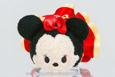 Minnie Mouse (Red Dress) (Shanghai Disney Store 1st Anniversary) at Tsum Tsum Central