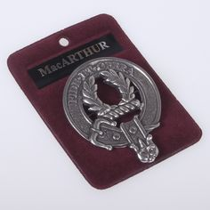 Made in Scotland from finest pewter - Order your's today