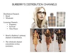 #Burberry #Distribution #Channels #mafash14 #bocconi #sdabocconi #mooc #w5