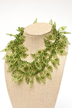 Stunning Italian Coppola e Toppo Beaded Wrap Necklace | From a unique collection of vintage beaded necklaces at https://www.1stdibs.com/jewelry/necklaces/beaded-necklaces/