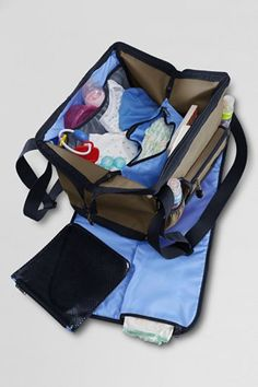 lands end diaper bag on pinterest diaper bags land 39 s end and luggage bags. Black Bedroom Furniture Sets. Home Design Ideas