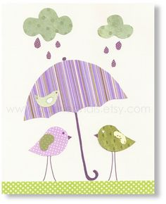 Nursery decor art for children room personalized by GalerieAnais, $14.00