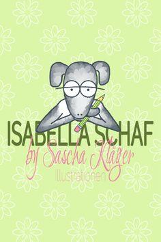Isabella Schaf zum angucken und anfassen. Isabella Schaf hat eine Vorliebe für Latte Macchiato und Gesellschaft ihrer Freunde. Latte Macchiato, Illustration, Snoopy, Fictional Characters, Art, Sheep, Friends, Art Background, Kunst