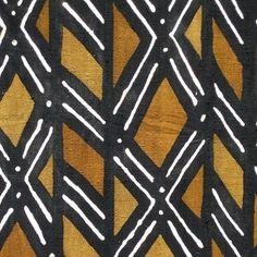 African geometric