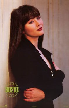 A great poster of the lovely Brenda Walsh (Shannen Doherty) from the hit 90's TV Show Beverly Hills 90210! Published in 1991. Fully licensed. Ships fast. 23x35 inches. Need Poster Mounts..? bm3233