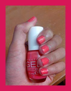 Uñas con gel Nail Polish, Nails, Beauty, Finger Nails, Beleza, Ongles, Nail Polishes, Manicure, Nail