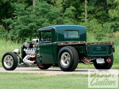Hot Rod Truck ~ that's cool!