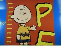 Peanuts Snoopy Charlie Brown Height Chart by Peanuts. $5.99. Add to the decor of the room. Mark your growth on this Charlie Brown height chart. Whimsical and fun. Wonderful keepsake to be treasured for years to come. The Peanuts, Snoopy and Charlie Brown growth chart. Watch your child grow and mark their height with this nifty growth chart. Manufactured by United Feature Syndicate, Inc. Officially licensed merchandise by Peanuts.
