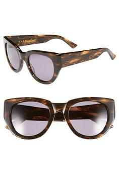 4c39b7a183 me likey subtle cat-eye tortoise shell sunglasses