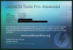 DAEMON Tools Pro Advanced v5.5 Crack Pc Software | 20 MB