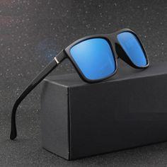 fcdc8fa77d Nuevas gafas plástico masculino hombres del deporte de conducción ...