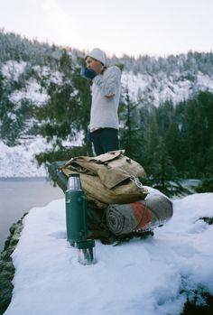 To enjoy a winter hike with mr. susko....    #LoveLakePlacidLodge