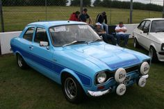 ford escort mk1 Escort Mk1, Ford Escort, Motors, Classic, Vehicles, Car, Derby, Automobile, Rolling Stock