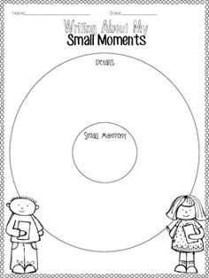 Writer's Workshop Small Moments Rubric...if you go to this