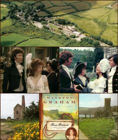 Poldark is a BBC television series based on the novels written by Winston Graham which was first transmitted in the UK between 1975 and 1977. Outline: The romantic saga follows Ross Poldark (Robin Ellis) as he loses his fiancée, the well-bred beauty, Elizabeth (Jill Townsend), to his cousin Francis (Clive Francis). Ross ends up marrying his servant, the unlikely-looking Demelza (Angharad Rees), but his passion for Elizabeth simmers on for years. Set in late 18th century Cornwall, the plot…